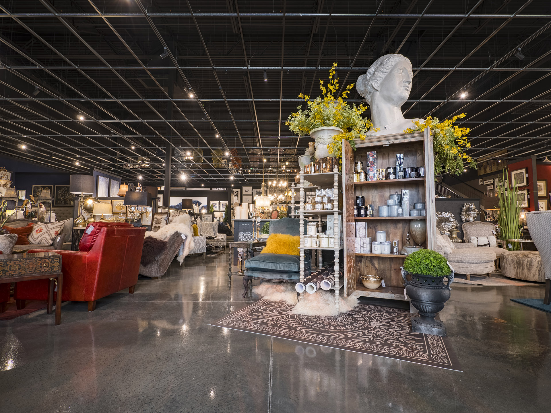 Inspired Living Collection Is The Premiere Boise Furniture Store. When You  Enter Your Beautifully Designed Home It Will Welcome You With Open Arms.